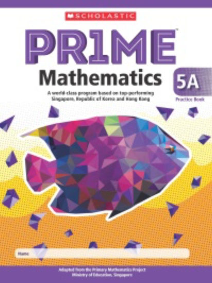 17033e3ac Product: Prime Mathematics Practice Book 5A - Book - School Essentials