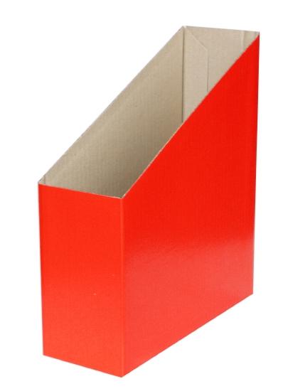 Magazine Box: Red