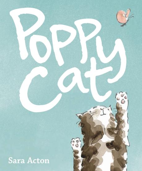 POPPY CAT  HB