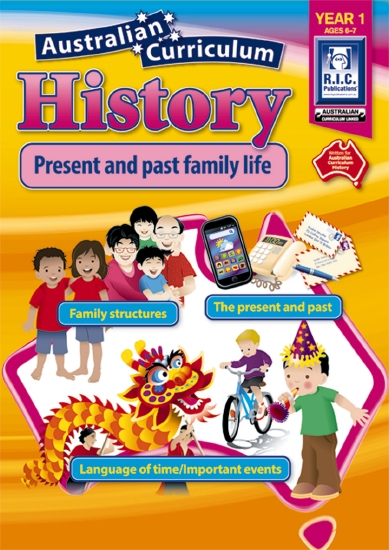 Present and Past Family Life                                                                         - Teacher Resource