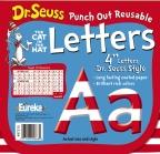 Dr Seuss Decorative Letters