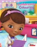 Doc McStuffins Cuddlesome Colouring Book