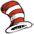 Cat in the Hat Decoratives