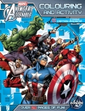 Avengers Assemble Colouring and Activity Book