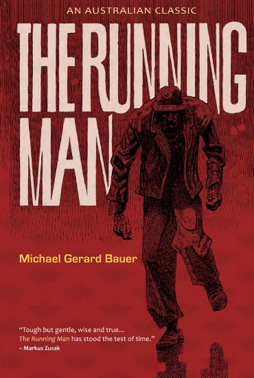 michael gerard bauer the running man