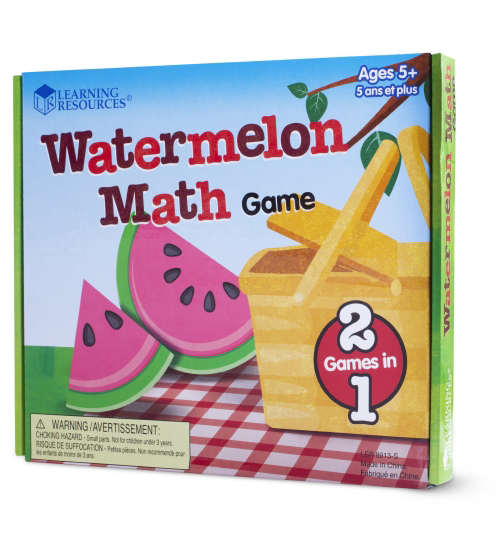 the store watermelon maths game toy game the store