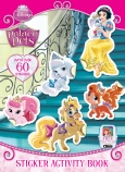Palace Pets Sticker Activity Book