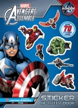 Avengers Assemble Sticker Activity Book