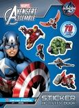 Avengers Assemble Sticker Activity Book