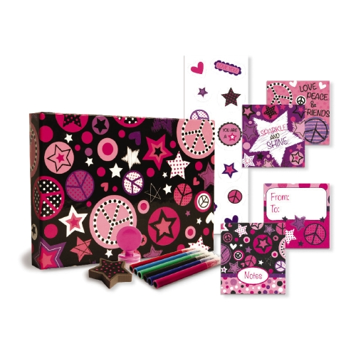 Peace and Love Stationery Box F14                                                                    - Stationery