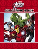 Avengers Assemble Colouring Book (Book Bonanza 2014)