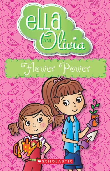 The Store - Ella and Olivia #11: Flower Power - Book