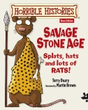 Horrible Histories: Savage Stone Age (Junior Edition)
