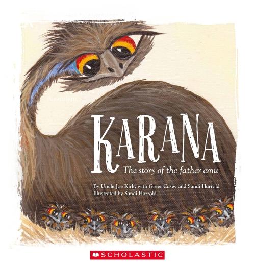 Karana: The Story of the Father Emu