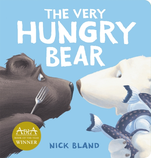 The Very Hungry Bear Board Book