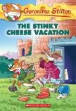 Geronimo Stilton #57: The Stinky Cheese Vacation