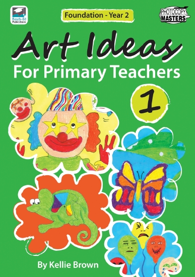 Art Ideas for Primary Teachers                                                                       - Teacher Resource