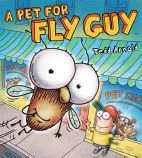 PET FOR A FLY GUY