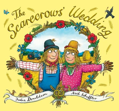 SCARECROW'S WEDDING HB