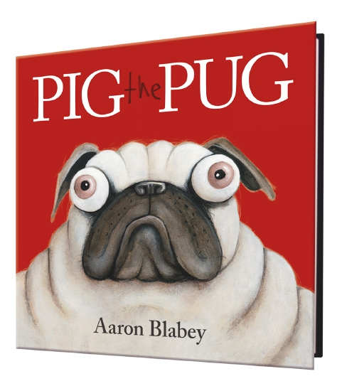 aussie picture books pig the pug