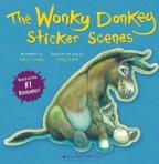 The Wonky Donkey Sticker Scene Book