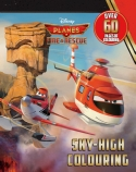 Disney Planes Fire and Rescue Colouring Book