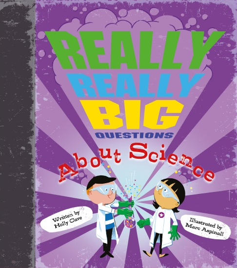 Really Really Big Questions About Science                                                            - Book