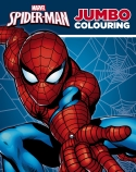 Marvel Spider-Man Jumbo Colouring