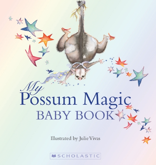 Possum Magic Baby Book - Book