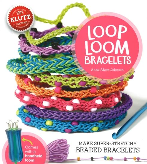 Loop Loom Bracelets - Book