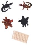 Scratch Art: Australian Animals (30)