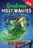 Goosebumps Most Wanted Special Edition: The 12 Screams of Christmas