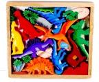 Dinosaur Play Tray