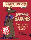 Horrible Histories: Smashing Saxons (Junior Edition)