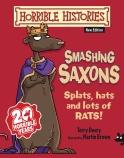Horrible Histories: Smashing Saxons (Junior Edition)