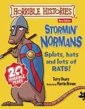 Horrible Histories: Stormin' Normans (Junior Edition)