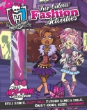 Monster High: Fur-bulous Fashion Activities