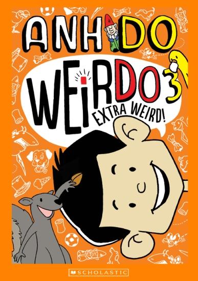 WeirDo: #3 Extra Weird!