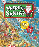 Where's Santa Book and Jigsaw Puzzle Boxed Set