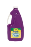 Crayola Washable Poster Paint: Purple (2L)
