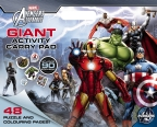 Avengers Assemble Giant Activity Pad