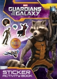 Guardians of the Galaxy Sticker Activity Book
