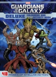 Guardians of the Galaxy Deluxe Colouring and Activity Book