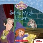 Sofia the First Storybook: Sofia's Magic Lesson