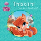 Palace Pets: Treasure: A Water-Loving Kitten for Ariel