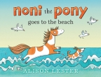 NONI THE PONY GOES TO BEACH