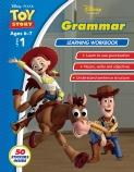 Disney Toy Story: Grammar Learning Workbook Level 1