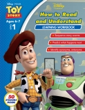 Disney Toy Story: How to Read and Understand Learning Workbook Level 1