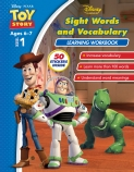 Disney Toy Story: Sight Words and Vocabulary Learning Workbook Level 1
