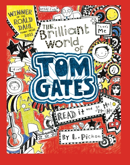 The Brilliant World of Tom Gates (Lenticular Edition)